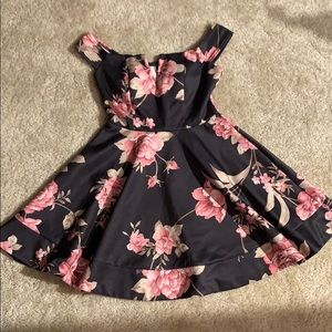 Dry goods floral dress